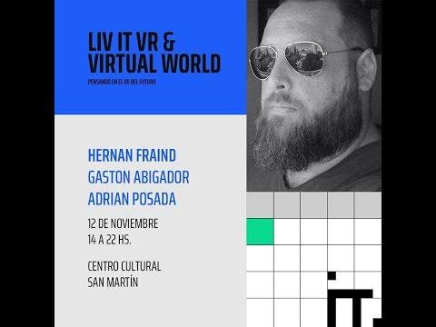 Immersive Tech Summita Argentina 2017 Talk