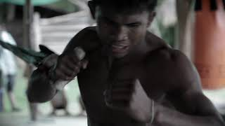 Buakaw Banchamek Muay Thai Strength and conditioning Training @yokkaoboxing