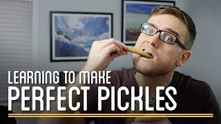 Making Perfect Pickles (That Won't Kill You) | How to Make Everything: Preservatives