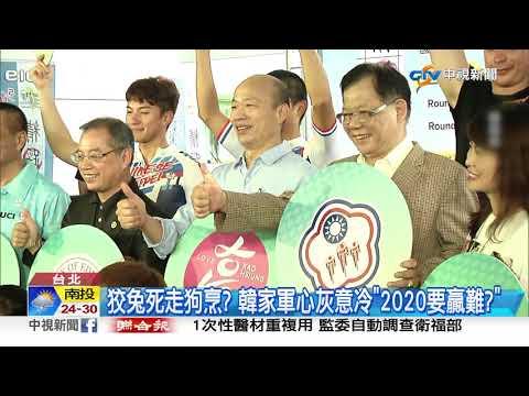 黨內捅韓毒招盡出? 韓家軍心冷2020要贏很拚?│中視新聞 20190517