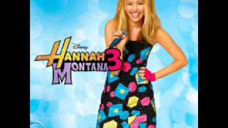 NEW! Hannah Montana - Lets Get Crazy (Lyrics+Download)