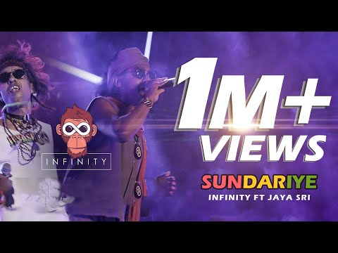 Sundariye - infinity ft. Jaya Sri live at interflash 2019