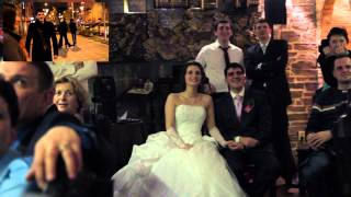 Реакция жениха. невесты и гостей на Love-Story