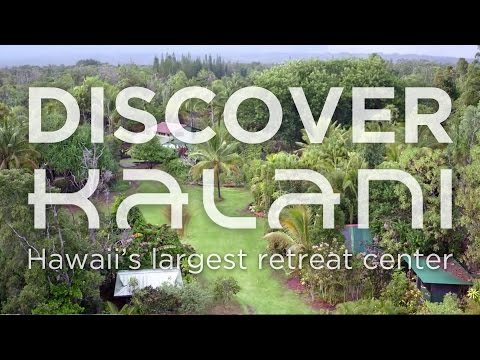 Discover Kalani, a haven for nature, culture and wellness for over 40 years.