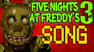 Five Nights At Freddy S 3 Song Follow Me FNAF Official Lyric Video
