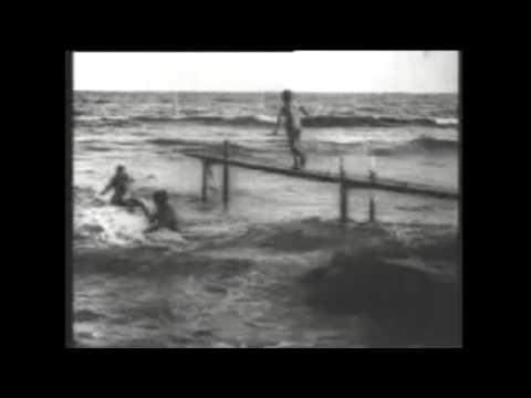 The Sea (1895) Louis Lumière