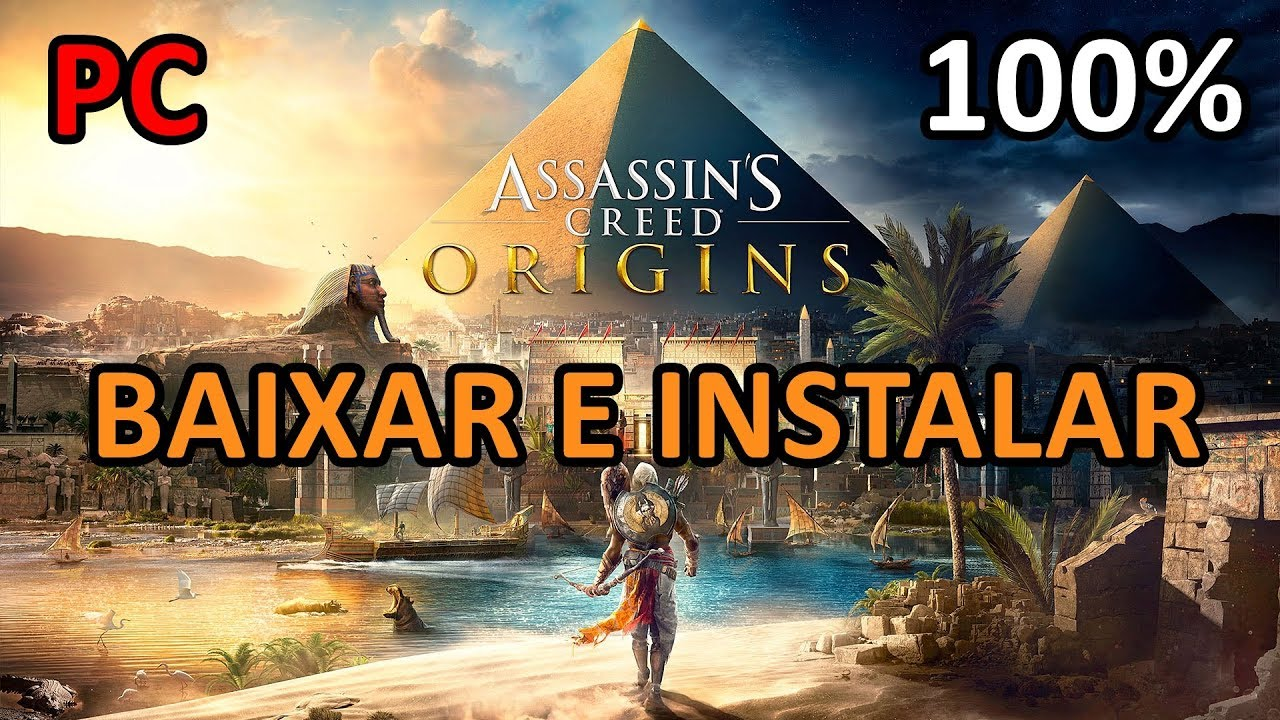 e installare assassins creed origins
