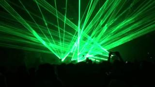 John O'Callaghan Dreamstate 2015 - Consciousness (Henrik Zuberstein Rework) w/ Lasers