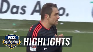 Video Gol Pertandingan Wolfsburg vs Hamburger SV