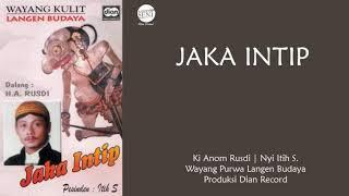 [Full] Wayang Purwa - Jaka Intip   A. Rusdi   Itih S.   Langen Budaya - 2001