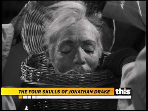 THIS TV: Four Skulls of Jonathan Drake Promo