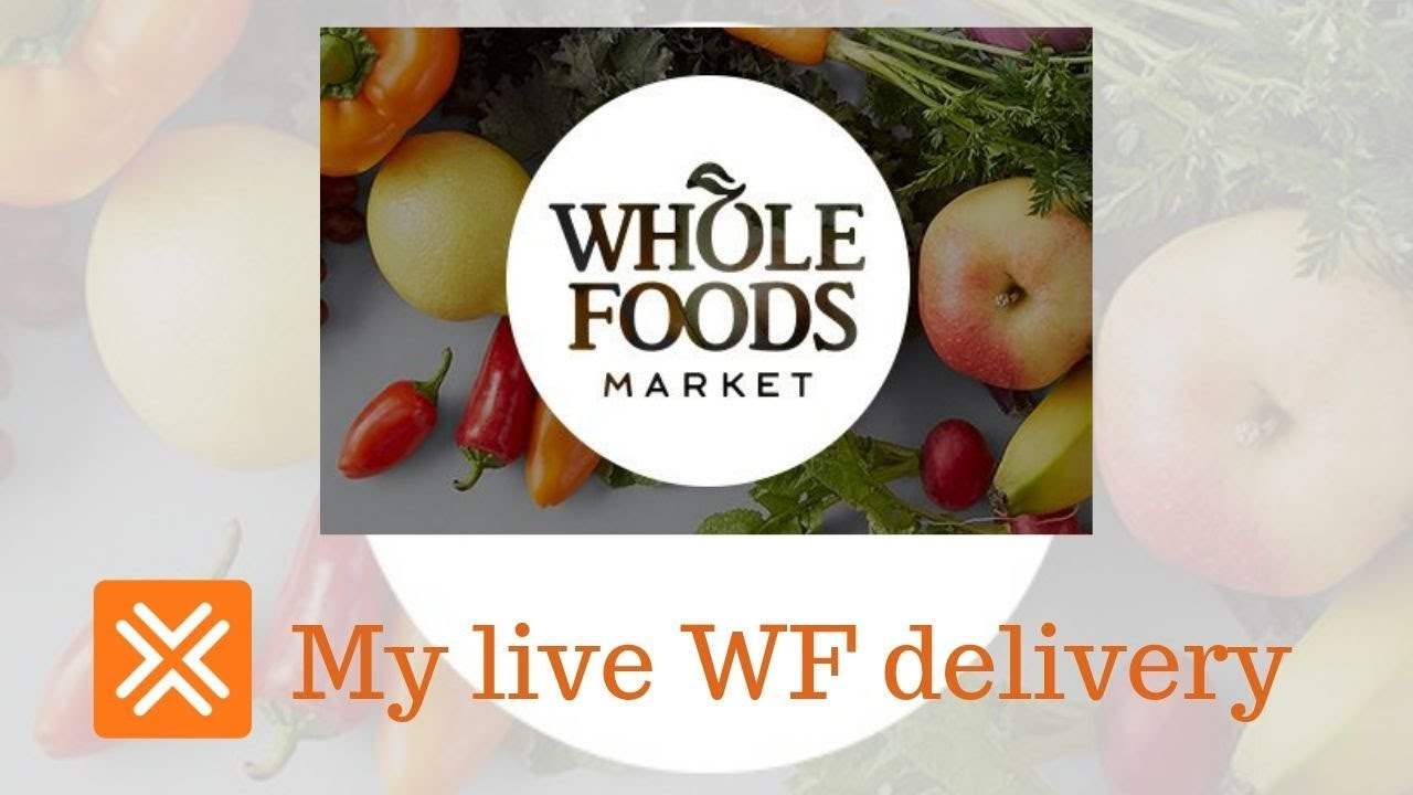 Amazon Flex: Follow me on my live Whole Foods delivery!