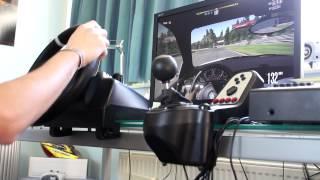 Need For Speed Shift - Drift Logitech G27