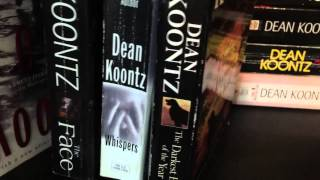 Let's Talk Authors || Dean Koontz || Top 5 read