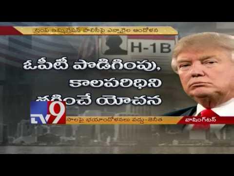 Janetha Kancharla on Donald Trump