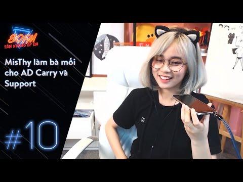 Misthy Làm Bà Mối Cho Ad Carry Và Support || Misthy's 80fm - Tập 10  04/08/2016 - Cộng đồng - Videofly.vn | The Best Viral Video Platform in  Vietnam