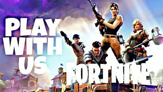 Let's Play FORTNITE With Me | Download Only For You !!!