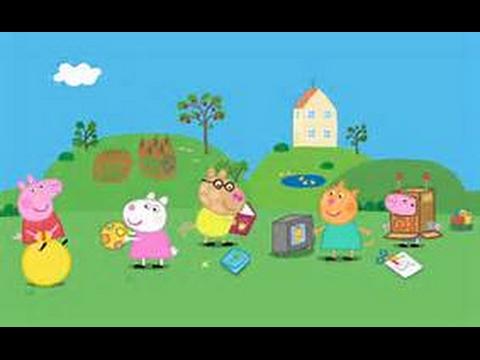 PEPPA PIG ET SES AMIS EN FRANCAIS - YouTube