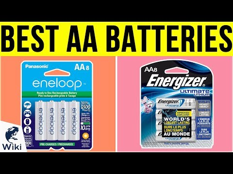 9 Best AA Batteries 2019