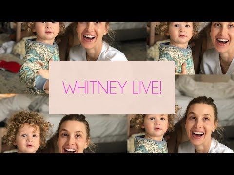 Rejecting Affection. Whitney Port Live!