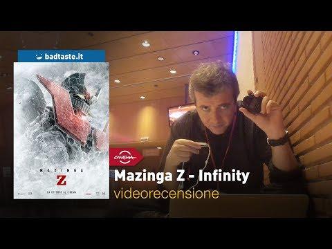 Roma 2017 - Mazinga Z - Infinity, Di Junji Shimizu | RECENSIONE