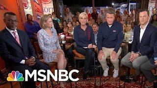 President Donald Trump Tweets Make Life Harder For GOP Candidates | Morning Joe | MSNBC