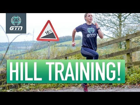 How To Train For Running Using Hills | Uphill Run Training Explained