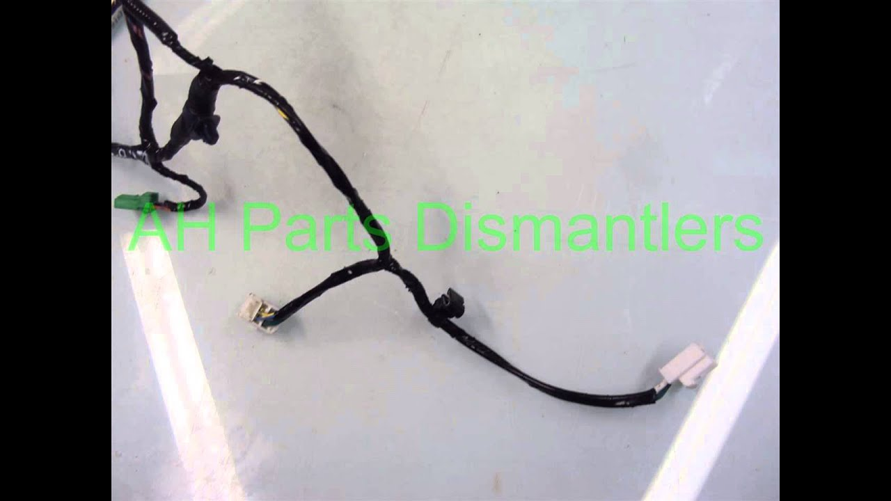 2013 Honda Civic Ac Sub Wire Harness 80650 Tr6 A70 Ahpartscom Compressor Wiring Used Acura Lexus T Oem