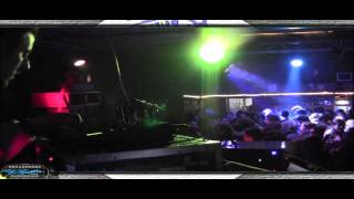 ESCAPE FROM PLANET DUB ft freedom sound,panda dub & crucial alphonso pt1 @ antw 14-2-2014