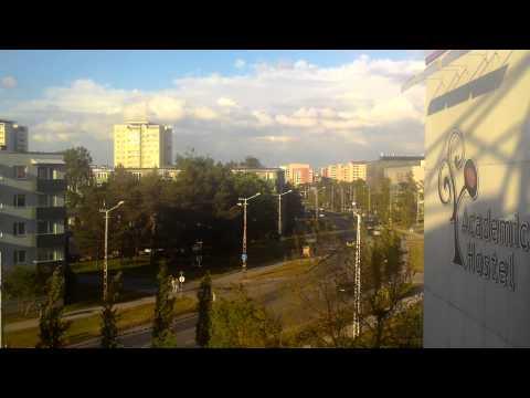Tallinn Mustamäe - Time Lapse