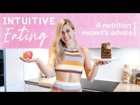 INTUITIVE EATING EXPLAINED | HOW TO START & IS IT RIGHT FOR YOU? Ft. Renee McGregor ����