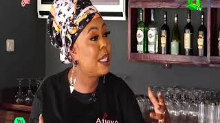 Delay was nobody when I met her - Afia Schwarzenegger