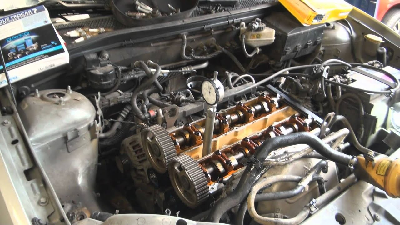 01 ford escort 2.0 motor
