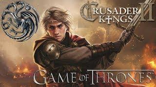Crusader Kings 2 - Aegon VI Targaryen | Game of Thrones Mod FR ᴴᴰ Ep. 1