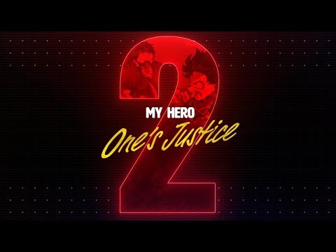 My Hero One's Justice 2 - Teaser Trailer - PS4/Xbox1/Switch/PC