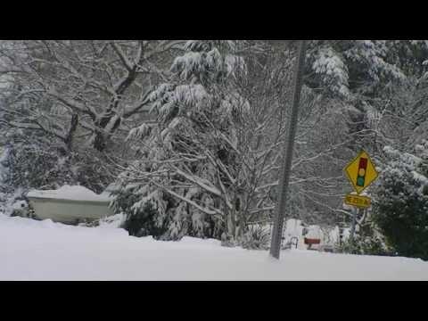 Vancouver week end snow