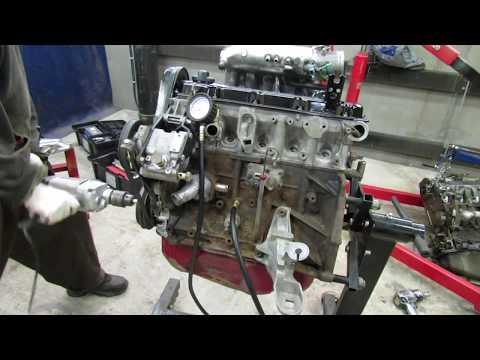 Прикатка двигателя Audi Coupe