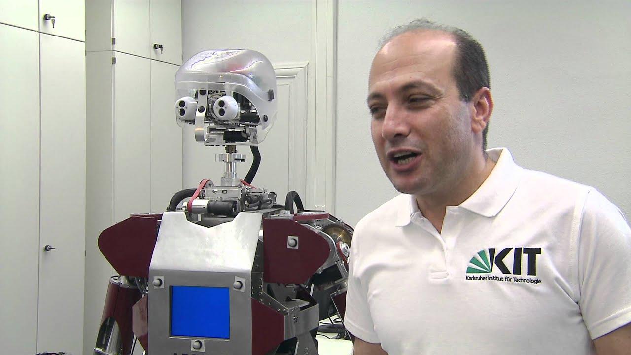 Humanoidirobotti