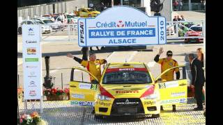 Hayden Paddon - 2010 WRC Rally France
