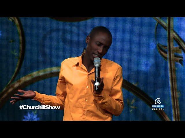 Njoro Comedian - Baba Njoro as a Landlord...