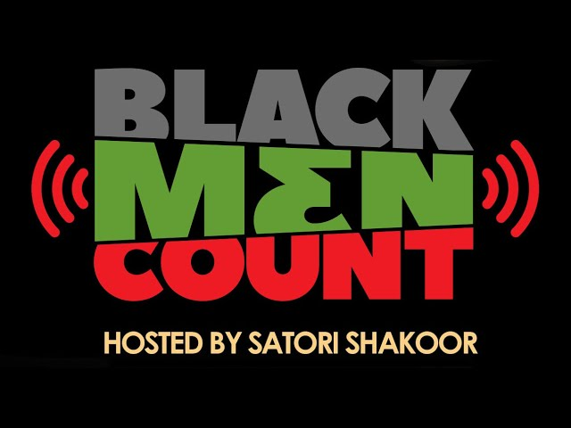 The Secret Society Of Twisted Storytellers® - BLACK MEN COUNT!