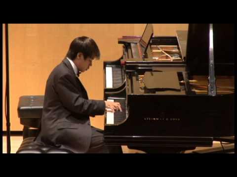 Alan Tang plays F. Chopin                   Scherzo Op. 31 #2 B flat minor