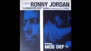 Ronny Jordan feat. Mos Def - A Brighter Day