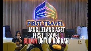 Malangnya Korban Penipuan First Travel, Uang Hasil Lelang Aset Diambil Negara