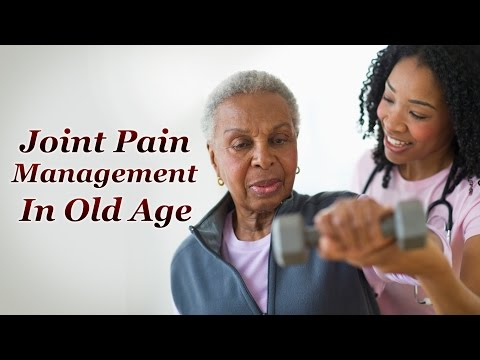 Joint Pain Management in Old Age