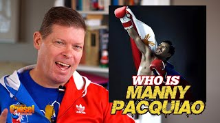 Forget Pacquiao vs Crawford ( For now!). WHO IS MANNY????