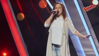 Aleksandra Nová - Duffy : Mercy | The Voice Česko Slovensko 2019
