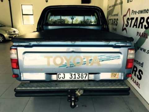 Elegant 1998 TOYOTA HILUX 2.7 DOUBLE CAB RAIDER Auto For Sale On Auto Trader South  Africa