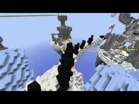 ASALTO FINAL SILENCIOSO Y SIGILOSO - Egg Wars Minecraft