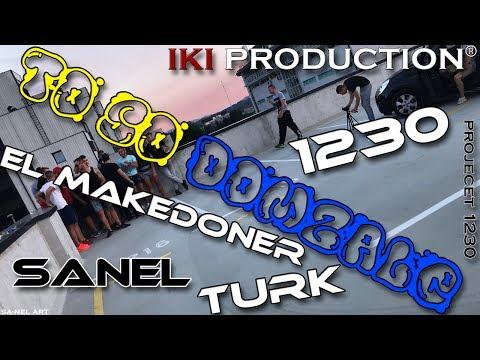 El Makedoner feat. Sanel & Turk - TO SO DOMŽALE (Official IKI Video 2017)